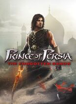 437px-Prince of Persia The Forgotten Sands cover