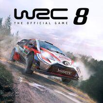 600px-WRC 8 FIA World Rally Championship cover