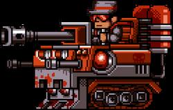 Incendiary Raid Rover