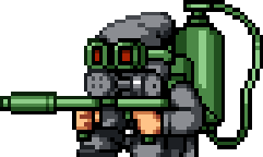 Hazmat Soldier
