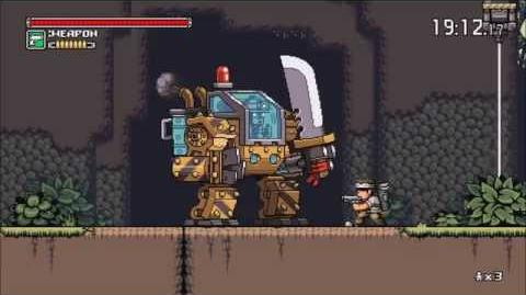 How to beat - Steel Soldier Mercenary Kings