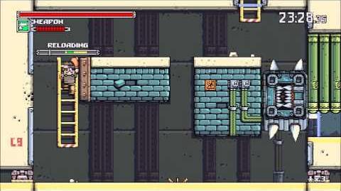 How to beat - (one) Mega Looper Mercenary Kings
