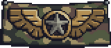 Banner Winged Star
