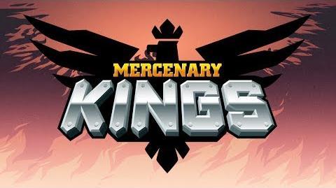 Mercenary Kings - Launch Trailer (Steam)