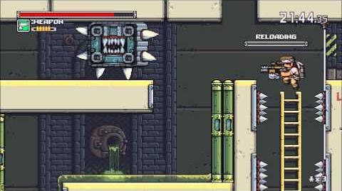How to beat - (two) Mega Looper Mercenary Kings