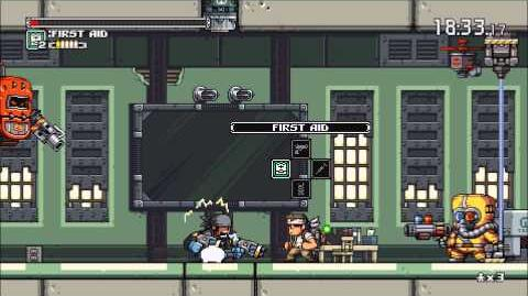 How to beat - The Prime Soldiers Group Mercenary Kings