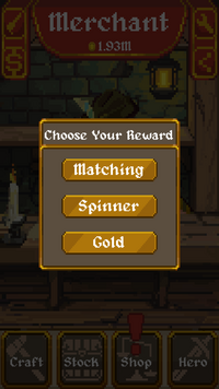 Choose Reward