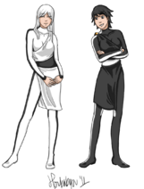 Comm twins 2 briscojr84 by houkakyou-d4bxuuw