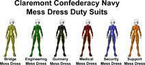 CCN-Mess Dress