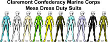 CMC-Dress Suits