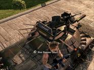 Cavalera Light Tank Turret Rear