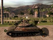 Cavalera Light Tank Left Side