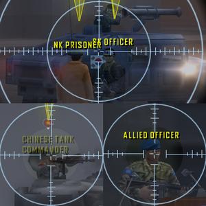 Omerta all targets