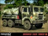 Armored Tiger Tanker