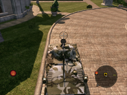 Sundered Dragonfly IFV Top Front