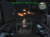The guns of kirin-do supergun destroyed