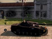 Mantis Light Tank Right Side