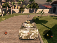 Sundered Dragonfly IFV Rear