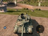 Diplomat Heavy Tank Top Front