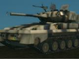 Serrano light tank