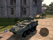 Guardian Anti-Tank Front Quarter