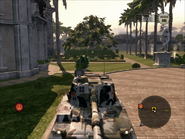 Tempered Hammer Artillery Front