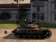 Cavalera Light Tank Right Side