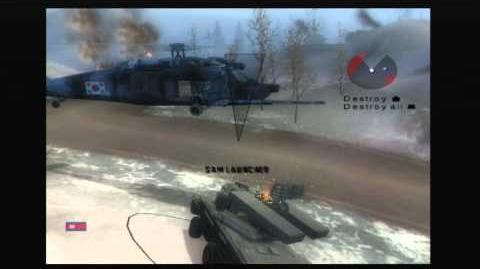 Hacking Mercenaries PoD - OPS2M demo