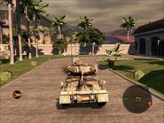 Puma Light Tank Front