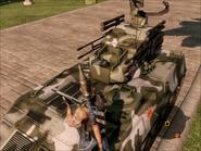 Iron Dove Heavy Anti-Air Turret Front