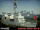 Bladesong Missile Boat