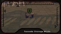 Strategic missile passcode