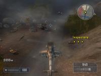 Reactor retrieval outpost battle