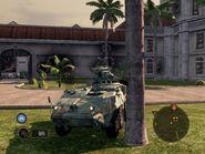 Guardian Artillery Main Gun View