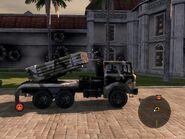 Armored Tiger MLRS Right Side