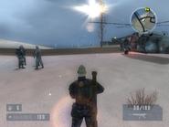 Chokepoint starting squad