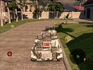 Tempered Hammer Artillery Rear