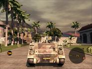 Armadillo APC Front