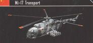 Mi-17 Transport-China-Mercs
