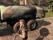 Emissary Tanker Fuel Tank