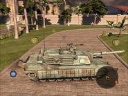Diplomat Heavy Tank Right Side