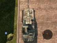Guardian Artillery Top Front
