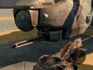 Ambassador Gunship Nose Details