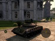 Cavalera Light Tank Rear Quarter