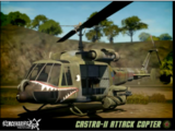Castro-II Attack Copter