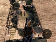 Jaguar Heavy Tank Turret Rear Close-up