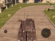 Mantis Light Tank Top Front