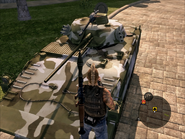 Sundered Dragonfly IFV Turret Front
