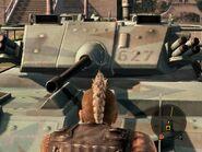 Guardian 25mm Turret Close-up