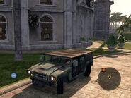 Messenger Unarmed Front Quarter